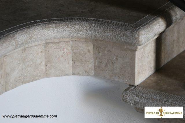Scalini in marmo progettazione