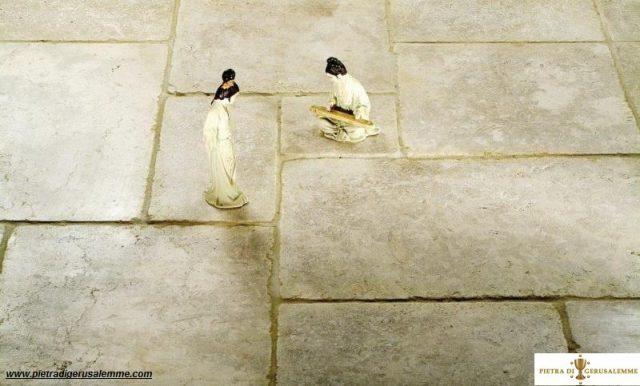 Pietra-marmo per pavimenti