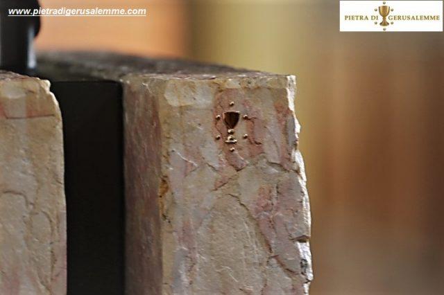 Marchio originale Pietra di Gerusalemme