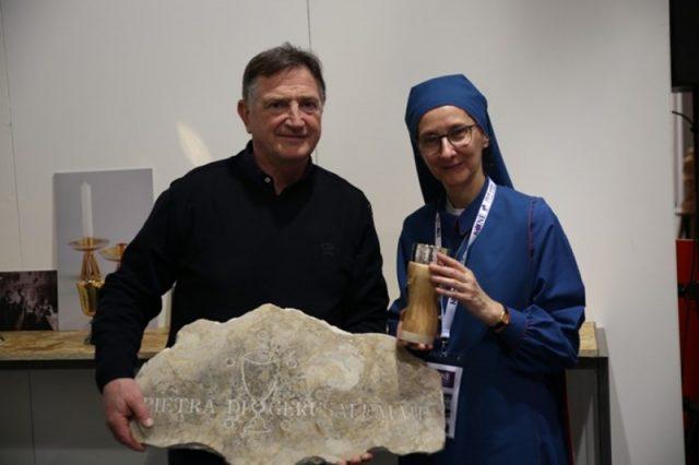 каменная выставка