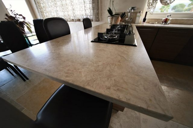 Marble for kitchen countertops