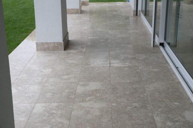 Outdoor stone