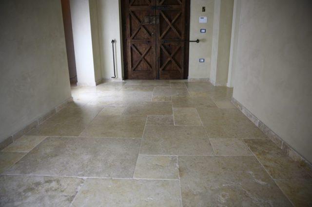 Natural stone interiors