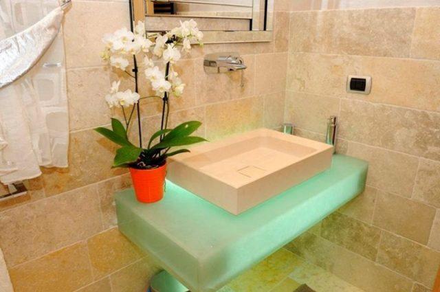 Идеи для ванной раковины