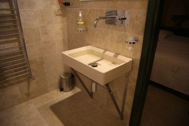 Custom stone sinks