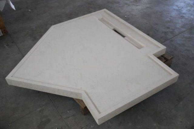 Design shower trays