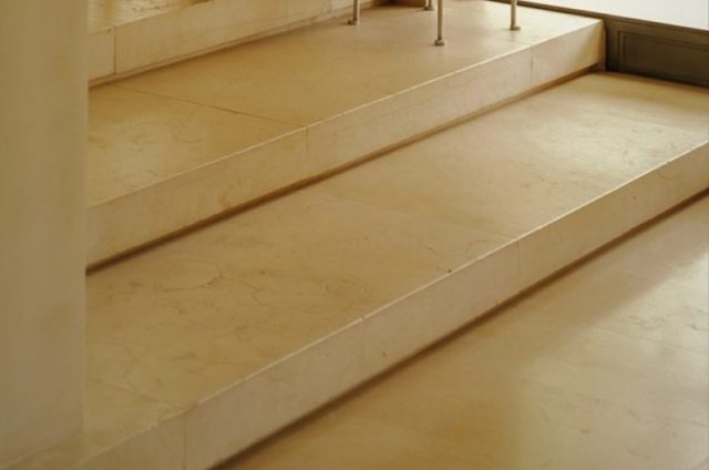 Luxury stairs in Jerusalem Pearl Stone