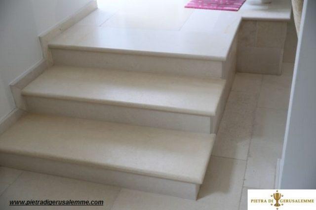 Scale e pavimenti in pietra